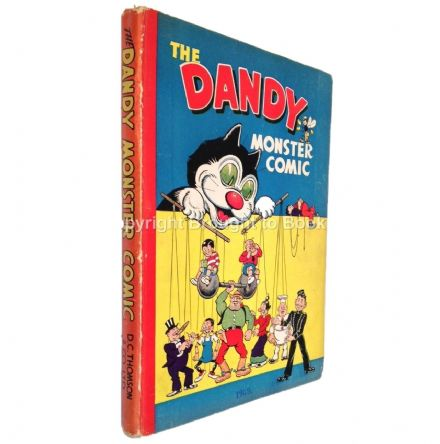 The Dandy Monster Comic 1948 Annual DC Thomson